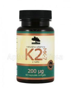 SINATUR WITAMINA K2 200 mcg - 60 kaps.
