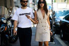 Milan Men's Fashion Week Spring Day 1 - Milan Men's Fashion Week Spring 2016 Day 1 Milan Men's Fashion Week, Mens Fashion Week, Womens Fashion, Fashion Trends, London Fashion, Fashion Inspiration, Street Style 2016, Street Style Looks, Street Style Women