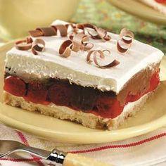 Black Forest Dream Dessert