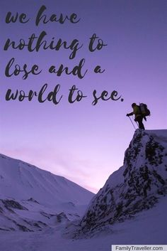 The ultimate list of inspirational travel quotes. Let wordsmiths like Stephen King & Mark Twain transport you around the world from your armchair with the best travel quotes for travel inspiration. #TravelQuotes