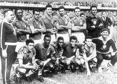 Brasile 1958 World Cup Team