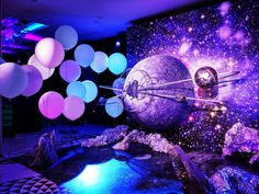 Birth of the Universe: the cosmic wedding of Alina Monosova and Pavel Kalturin Debut Themes, Dance Themes, Prom Themes, Event Themes, Event Decor, Galaxy Wedding, Star Wedding, Outer Space Party, Photo Zone