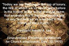 materialism quote