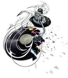 DJ Tattoo By NeoGzus On DeviantART