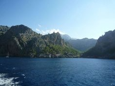 Sa Calobra, Balearic Islands of Spain