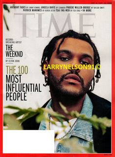 TIME MAGAZINE OCTOBER 5 12 2020 PATRICK MAHOMES TYLER PERRY 100 MOST INFLUENTIAL Phoebe Waller Bridge, Angela Davis, Tyler Perry, October 5, Influential People, The Weeknd, Time Magazine, Derek Jeter, Magazines