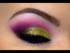 Love this colour combination (eye shadow tutorial)