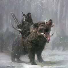 ArtStation - Valhalla awaits me., Antonio J. Manzanedo High Fantasy, Fantasy Rpg, Medieval Fantasy, Fantasy World, Dark Artwork, Fantasy Artwork, Fantasy Character Design, Character Art, Dungeons And Dragons
