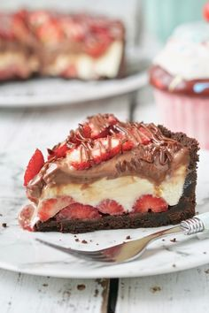 Chocolate pudding dessert recipes fun 54 Ideas for 2019 Chocolate Pudding Desserts, Chocolate Candy Recipes, Chocolate Lasagna, Chocolate Muffins, Easy Lasagna Recipe, Food Wishes, Strawberry Recipes, Clean Eating Snacks, Sweet Recipes