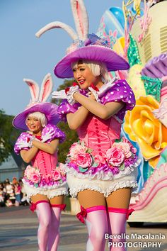 ディズニー・イースター・ワンダーランド 2012 | Flickr - Photo Sharing! Tokyo Disney Easter Parade