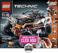 LEGO Technic 4x4 de Última Generación - juegos de construcción (Multicolor)  ✿ Lego - el surtido más amplio ✿ ▬► Ver oferta: https://comprar.io/goto/B00A4BJTX4