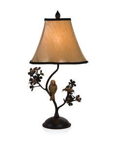 Bird Branch Table Lamp | PremiumHabits.com