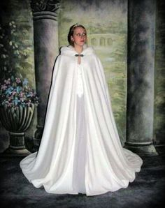 Wedding Cloaks, Accessories, Images, Photos from Isabella's Realm