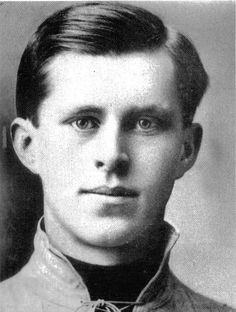 Joseph Patrick Kennedy age 20 (1888-1969), a ambitious young man who would be the patriarch of the Kennedy dynasty.