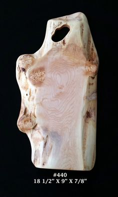 Table Art Beautiful and Functional. Crafted from Western Maple Burl - Exotic Birds Eye Figures These beautiful boards are uniqu...