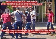 """REDACCIÓN"""" La Noticia con Verdad"""": En Oaxaca se puede lesionar, robar, dañar, asesina..."""