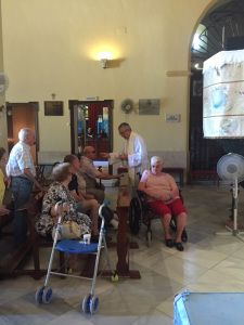 Grupo Reifs Alcalá visita al santuario del Águila23