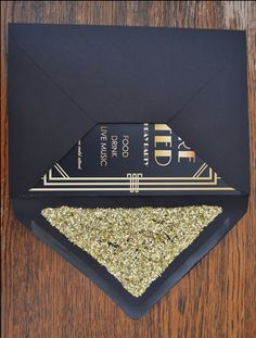 Gatsby Party Invites by Stress Free Print More