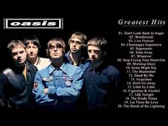 Oasis Greatest Hits Album - 2 Hour Music With Oasis - YouTube