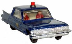 #diecast #Dinky 264 RCMP Patrol Car new or updated at www.diecastplus.info