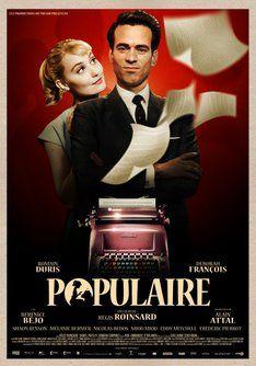 """Tráiler de """"Populaire"""". Información, sinópsis y ficha técnica de la película"""