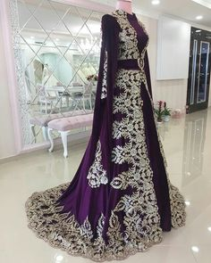 - Special Occasion Dresses - Moroccan Caftan Evening Dresses Purple Elegant Dubai Abaya Arabic Party Dresses Special Occasion Prom Dress With Appliques Lace Muslim Prom Dress, Muslim Evening Dresses, Purple Evening Gowns, Muslim Wedding Dresses, Elegant Prom Dresses, Cheap Evening Dresses, Mermaid Evening Dresses, Cheap Wedding Dress, Bridal Dresses