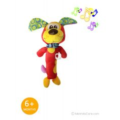 Mainan Bayi Playgro Hand Rattle Dog kunjungi  www.melindacare.com atau  hubungi 081321148408 0ca0248fe5