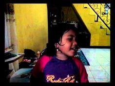 Lagu Indonesia Raya Versi anak umur 4 tahun !!