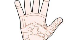 Čínská akupresura. Tlakem na tato místa na Vaší ruce se zbavíte bolesti během několika minut! Tatoo