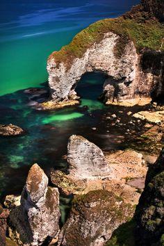 The Wishing Arch, Co Antrim, Northern Ireland