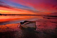 Emsworth sunset