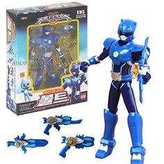 Miniforce Bolt Korean Robot Action Figure SONOKONG + SuperDaddy Highlighter (Gift)