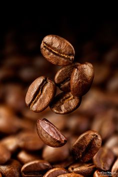 Coffee Beans ~ Arash Toossi Photography