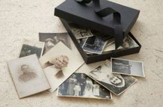 Tips on scanning old photos and documents