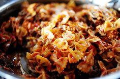 Pioneer Woman lasagna pasta