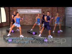 Sonia Faria Sonia shared a video Step Aerobic Workout, Step Up Workout, Aerobics Workout, Step Aerobics, Boxing Workout, Youtube Workout, Killer Workouts, Yoga, Weight Training