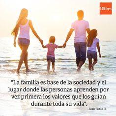 ¡Nada mejor que la familia! #FraseDelDía