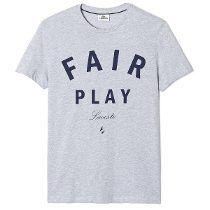 Remera Lacoste, Fair Play, Hombre, Colores Básicos, Th9754