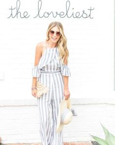 Here's to hoping you have the loveliest Friday 💕 http://liketk.it/2rMRP #liketkit @liketoknow.it #LTKitbag #RDBabe #stripeobsessed #theloveliest #littleloveliestravels #dallasblogger #dallastexas #vacationwear #jumpsuits 📷: @sweetmemoryphotography