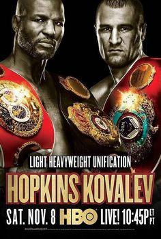 Hopkins vs. Kovalev