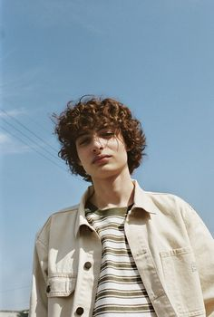 Finn Wolfhard protagonist of Stranger Things presents the collection of Pull . - Finn Wolfhard protagonist of Stranger Things presents the Pull & Bear collection for this spring -