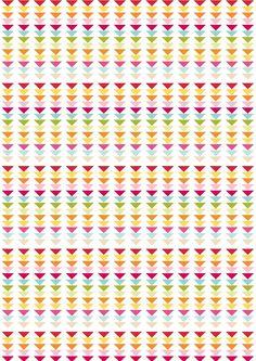 FREE printable party pattern paper   pdf download