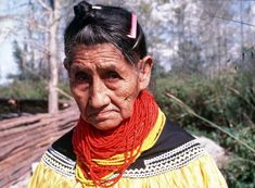 Seminole Indian Susie Billie- Big Cypress Seminole Indian Reservation, Florida