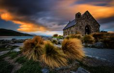 Church of the Good Shepherd by Paparwin Tanupatarachai on 500px