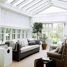 Natural Textured Conservatory
