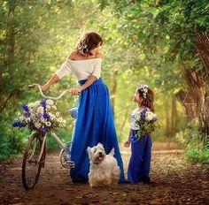 Vestido de Festa Infantil. Essa composição ficou graciosa, romântica e delicada. Ótima ideia para festas no campo ou no fim de tarde. Fonte Pinterest.