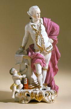 Wilkes (figurine), Chelsea porcelain, 1770-1773