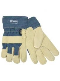 Promotional Products Ideas that work: Thinsulate Lined Pigskin Leather Palm Glove.  Get yours at www.luscangroup.com