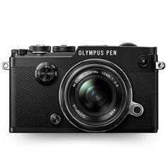 PEN-F 20MP Interchangeable Lens Digital Camera | Olympus