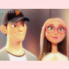 #Tadahoney #TadashiHamada #HoneyLemon #Love #BigHero6
